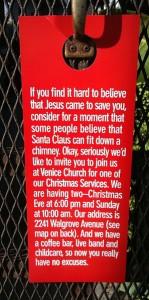 Door to Door Jesus by Sean Bonner via Flickr CC