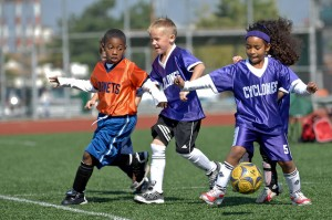Low-income kids are less likely to participate in extracurricular activities. Photo by Edward N. Johnson/U.S. Army.