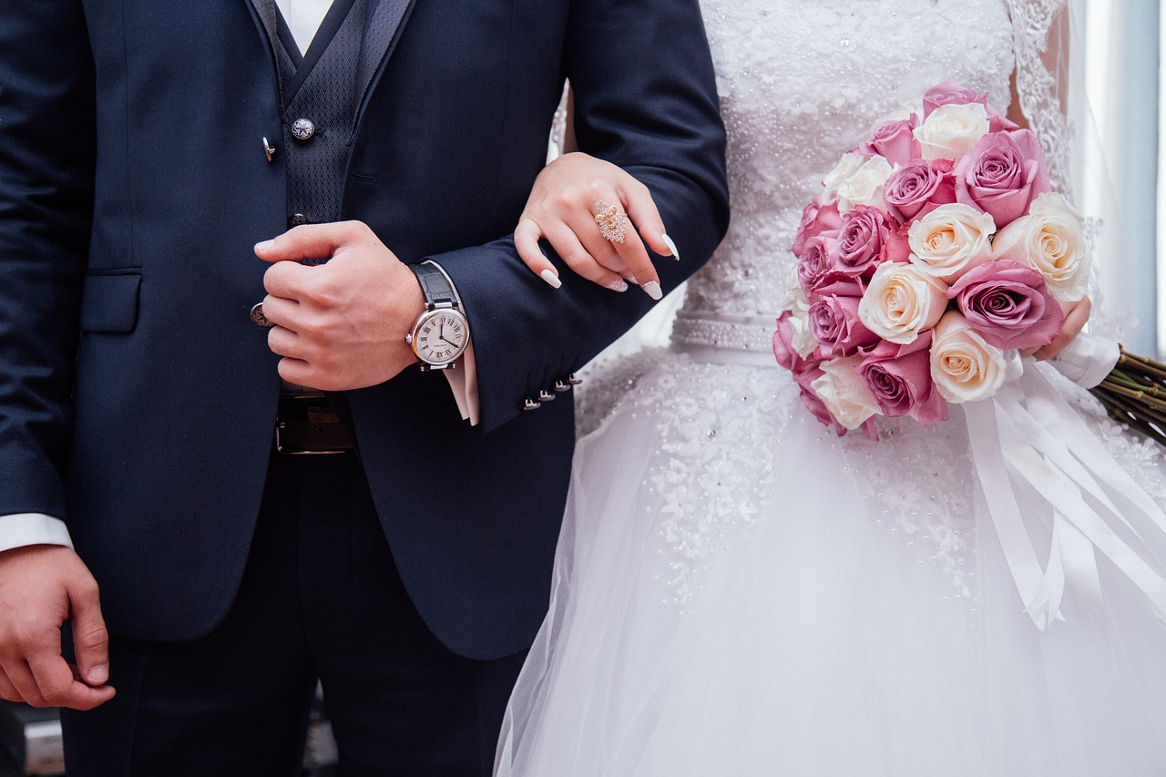 The Fall wedding season is upon us — but outdated, gendered traditions don't have to be