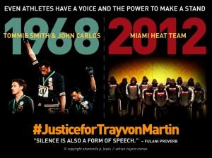 #JusticeforTrayvonMartin © Shantrelle P. Lewis : Adrian Viajero Roman