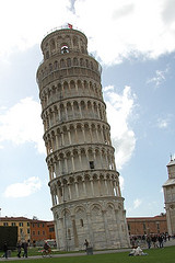 Leaning Tower by Kerben via flickr.com