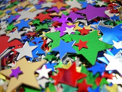 Just gotta find the gold one… Photo by takingthemoney via flickr.com