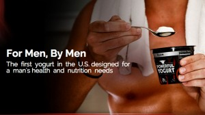 Powerful Yogurt Ad