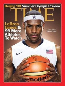 All eyes have been on LeBron James. Despite some predictions, he hasn't---yet---disappointed.