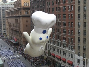 Ever wonder where weird Thanksgiving traditions come from? Photo by Musicwala via Flickr.