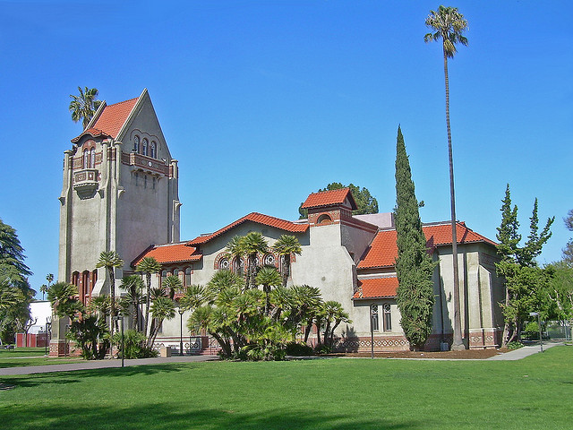 San Jose State: another place to turn knowledge into action. Photo by David Sawyer, Flickr CC.