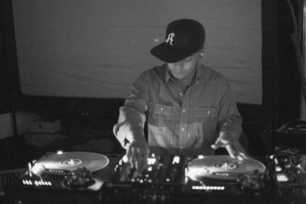 World famous Filipino turntablist DJ Qbert. Photo by Scott Schiller via Flickr