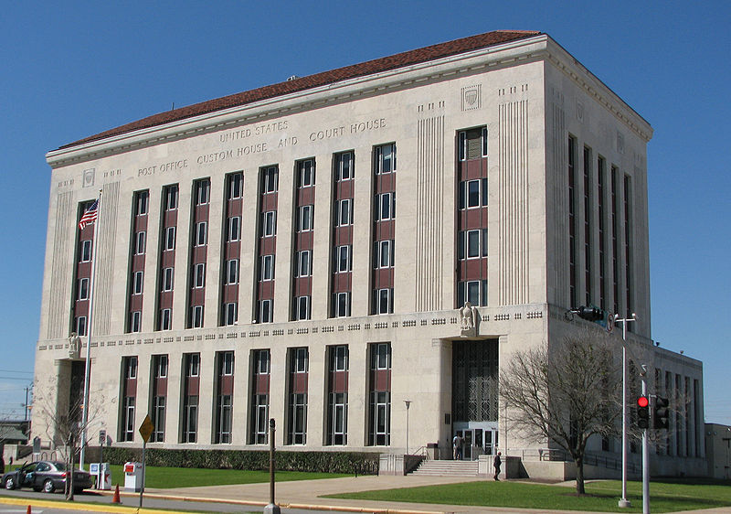 galveston federal building