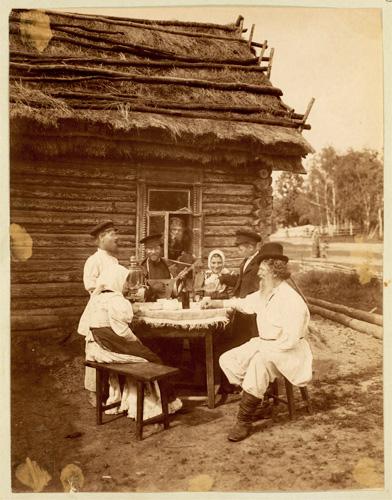 Peasants at Table