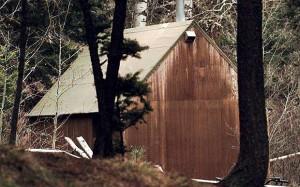 Kaczynski's Remote Cabin