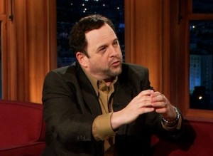 Jason Alexander, on the Craig Ferguson Show