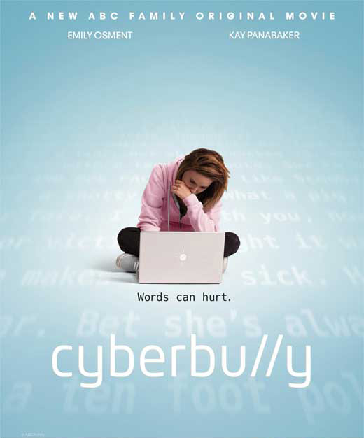 Image result for cyber bully movie poster