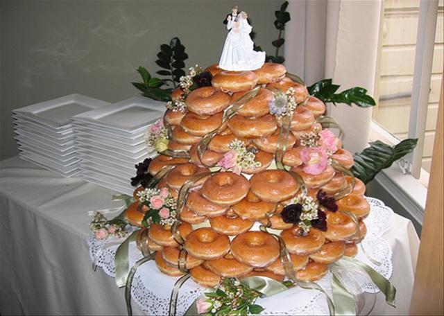 Donut Wedding Cake.Donut Wedding Cake Cyborgology