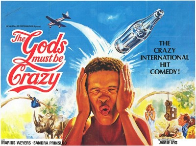"The popular movie series produced by South African apartheid supporters, ""The Gods Must Be Crazy,"" is an excellent example of the technological determinist fallacy. Such thinking can easily be used to justify oppression or the withholding of resources as an effort to ""save them from themselves."""