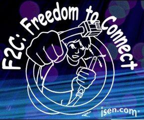 Freedom to Connect Logo