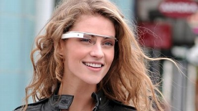 Google Glasses augmented reality