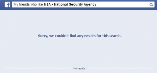 My friends who like NSA - National Security Agency