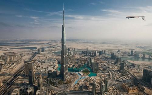 """Dubai Drones"" by Ahmad Makia"
