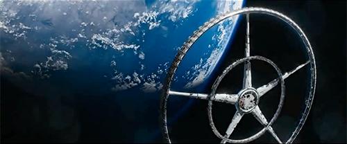 Elysium Space Station