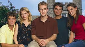 Dawson's creek was a teen angst tool at the turn of the millennium.