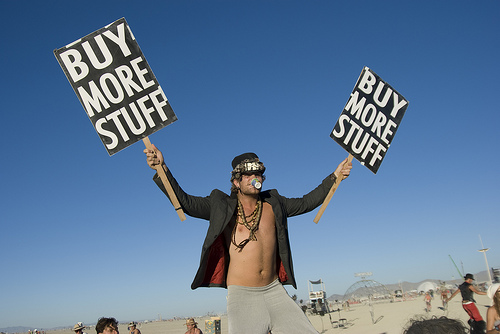 Burning Man is the New Capitalism
