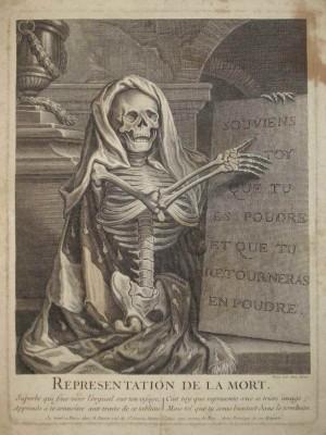 death-representation