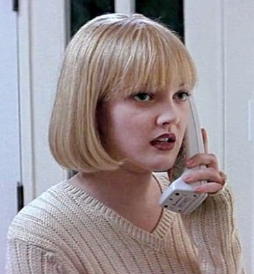 The plot of Scream is impossible without cordless phones.