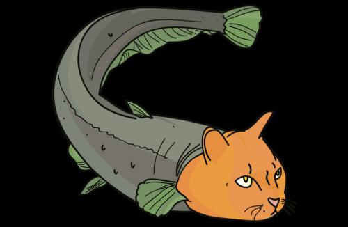 Via: http://modrino.deviantart.com/art/Catfish-338006794