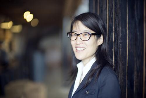 Ellen Pao, CEO of Reddit. image credit: Christopher Michel