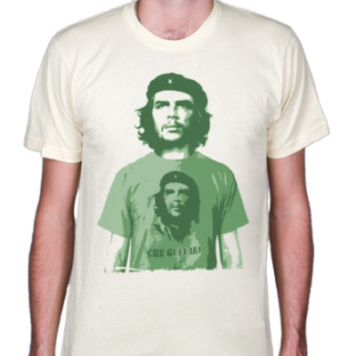 It's Che Guevara all the way down.