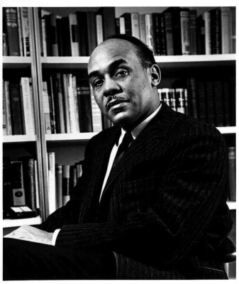 The Invisible Man Himself, Ralph Ellison