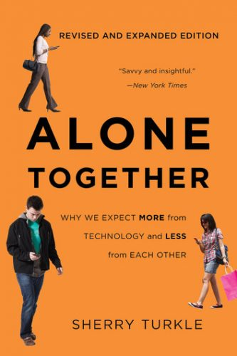 the drastic changes of society in alone together why we expect more from technology and less from ea We are active in automotive engineering, logistics, plant technology, steel production, elevator manufacturing and much more we work in large and small businesses all around the world but we always work together.