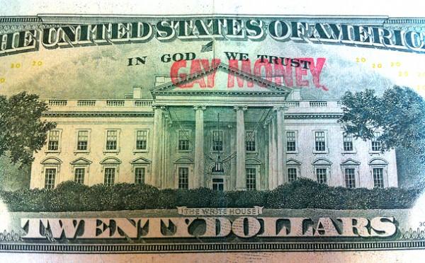 Gay Money by Prehensile Eye Flickr CC
