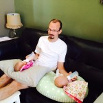 TSP's Jon Smajda, multi-tasking