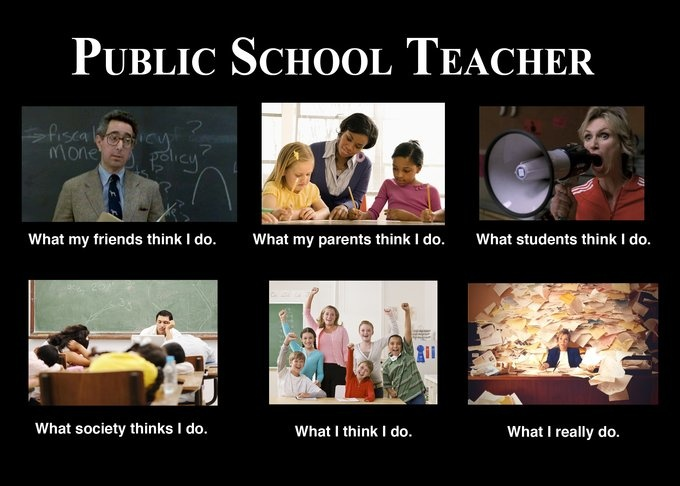 public school teacher meme who's teaching your state's best teachers? education & society