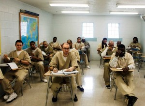Prisoner-education
