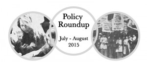 policy round up july aug