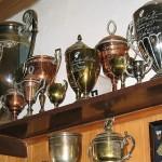 trophy for media awards