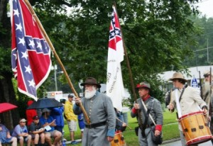 Confederacy Pride (Photo Credit of Author)