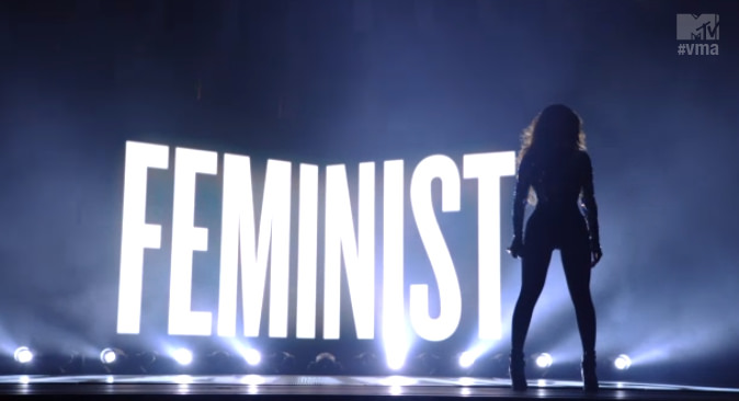 Feminist Beyonce Sign