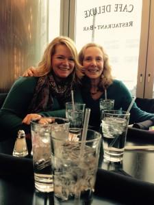 Amy Blackstone & Mindy Fried