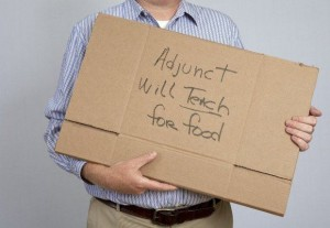 Adjunct 7 teach for food