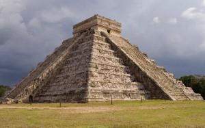 Chichén Itzá Pyramid