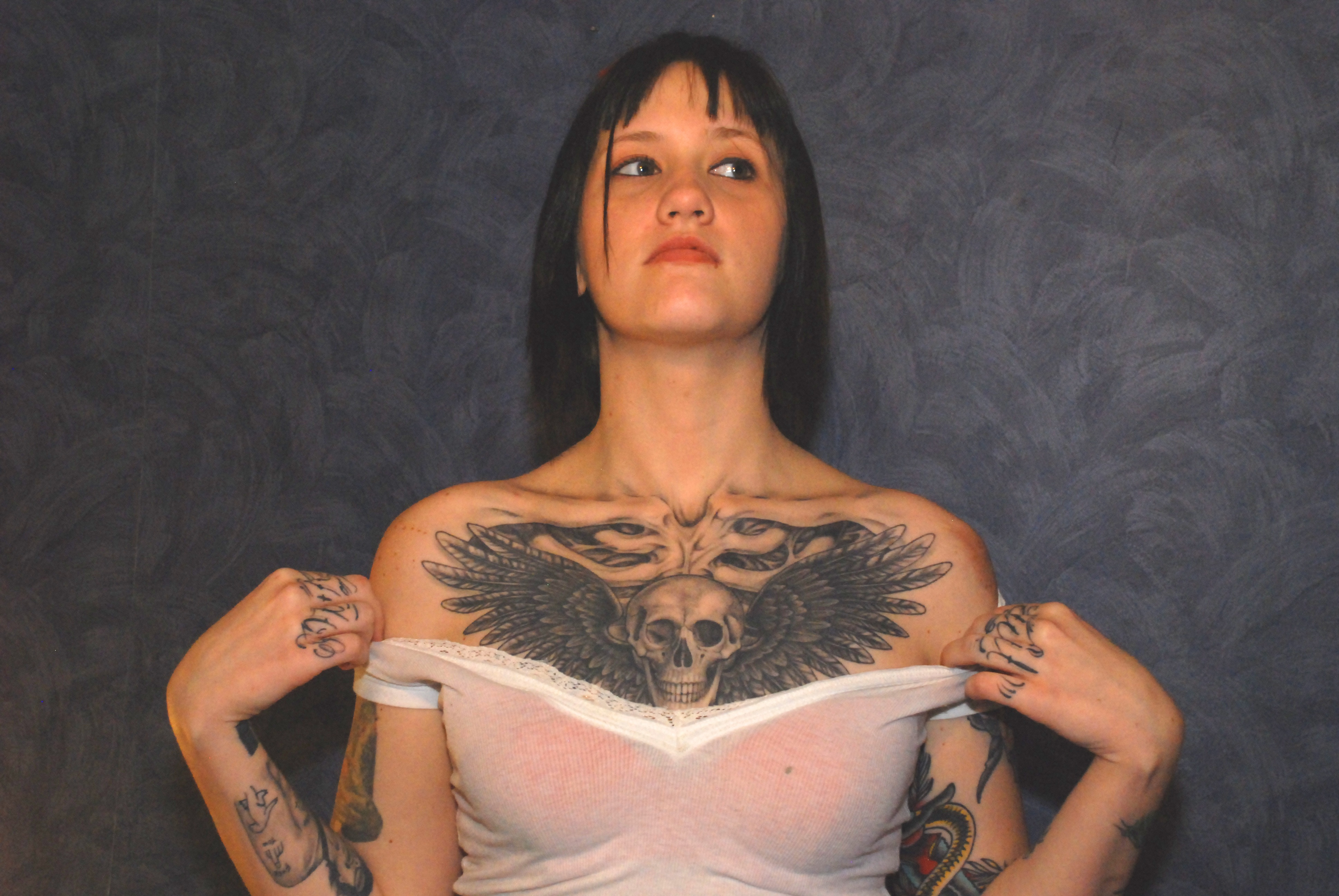 Women Covered In Ink Feminist Reflections