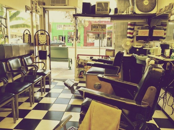 Tony's Barber Shop. Yelp.com.