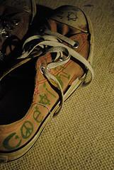 Coexist shoe