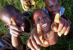 Kids in Gulu