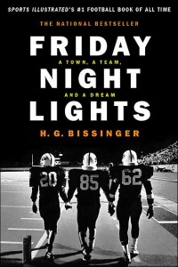 "H.G. ""Buzz"" Bissinger's best-selling book introduced many to the fervor of a town that seemingly ran on football. It shows, vividly, how many interests play out in every game."
