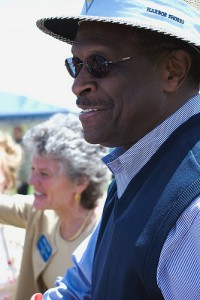 Herman Cain, photo by tlsmith1000 via flickr.com