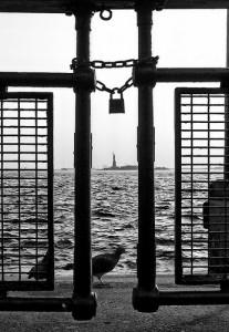 The Golden Door was locked by Zhang Yu via flickr.com